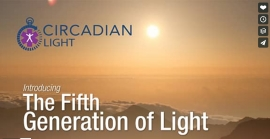 CIRCADIAN Light: The Fifth Generation of Light