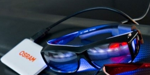 BMW uses Osram blue light to stimulate drivers in 24-hour motor race